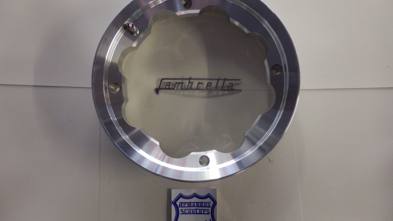 Lambretta Alloy Tubeless Rims 350/10