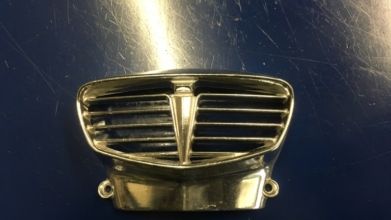 Remade series 3 Special Horn grill