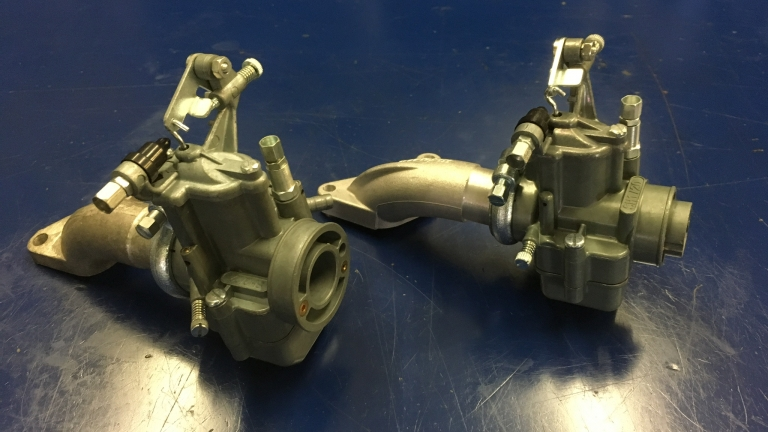 Top Quality remade Carbretta and Manifold 20mm