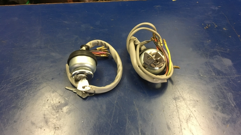 Top Quality series 3 ignition switch