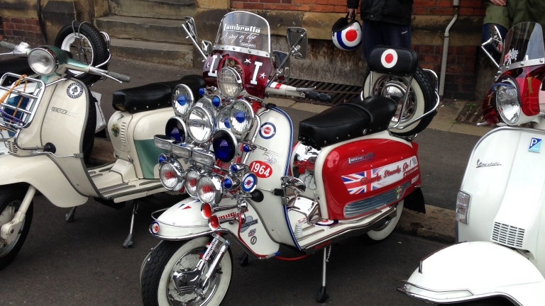 Top Scoots At Our 2015 Open Day