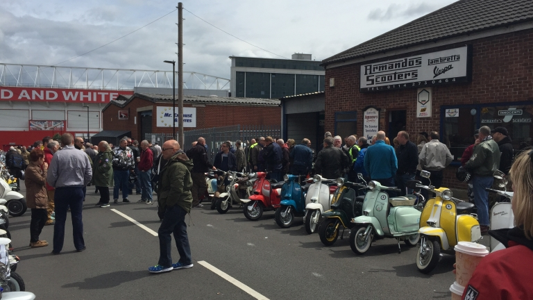 Open Day Ride Out Video